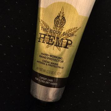 Photo of THE BODY SHOP® Hemp Hand Protector uploaded by Layne B.