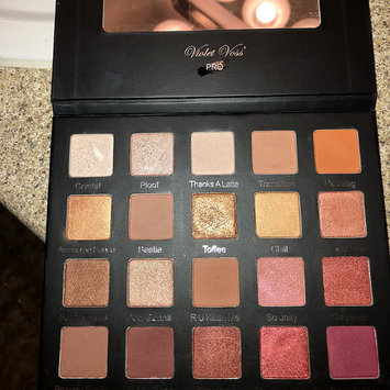 Photo of Violet Voss PRO Eyeshadow Palette - HG uploaded by Carly Q.