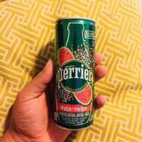 Perrier Watermelon Sparkling Natural Mineral Water uploaded by Manuel R.