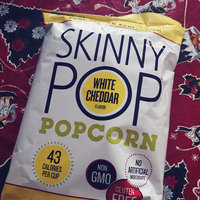 SkinnyPop® White Cheddar Popped Popcorn uploaded by Hope Z.