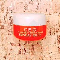 SUNDAY RILEY C.E.O. C + E antiOXIDANT Protect + Repair Moisturizer uploaded by Cassandra C.