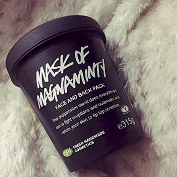 Photo of LUSH Mask of Magnaminty uploaded by Reah N.
