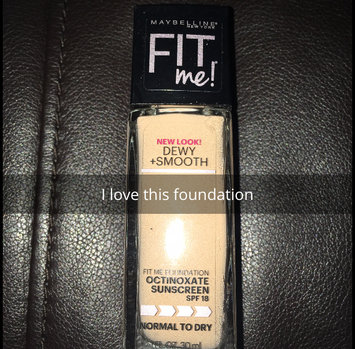 Maybelline Fit Me® Foundation uploaded by Sierra K.
