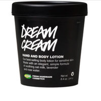 LUSH Dream Cream Body Lotion uploaded by Marie R.