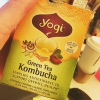 Yogi Tea Green Tea Kombucha uploaded by Fran N.