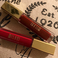 Milani Amore Matte Lip Creme - Stunning uploaded by Venessa C.