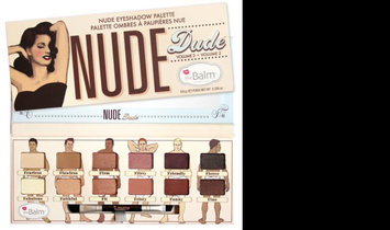 Photo of Thebalm the Balm Nude Dude Palette uploaded by Mahra A.