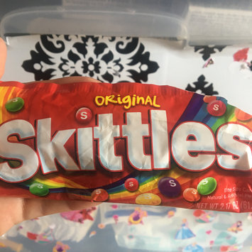Photo of Skittles® Original Fruit Candy uploaded by Gladys R.