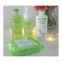 Simple Exfoliating Facial Wipes uploaded by Emily J.
