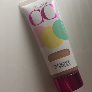 Photo of Physicians Formula Super CC+ Color-Correction + Care Cream SPF 30 uploaded by Justina K.