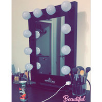 Impressions Vanity Co. Hollywood Iconic(TM) Vanity Mirror, Size One Size - White uploaded by S B.