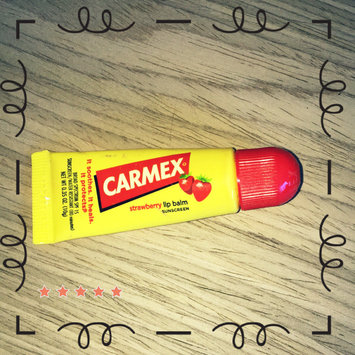 Photo of CARMEX FOR COLD SORES TUBE uploaded by gigi b.