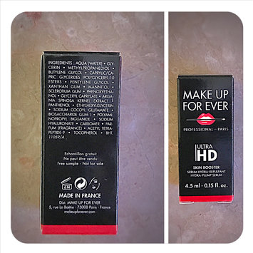 Photo of MAKE UP FOR EVER Ultra HD Skin Booster Hydra-Plump Serum uploaded by Annette P.