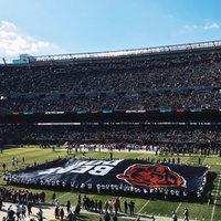 Chicago Bears uploaded by Katelyn M.