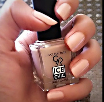 Photo of Golden Rose Color Expert Nail Lacquer - 07 - Clam Shell uploaded by Basma E.