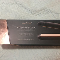 NuMe Precious Metals Straightener uploaded by Mallorie G.