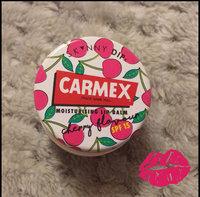 Carmex® Moisturing Lip Balm Cherry In Jar uploaded by Billie-Jo P.