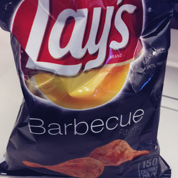 Lay's® Barbecue Flavored Potato Chips uploaded by Paige W.
