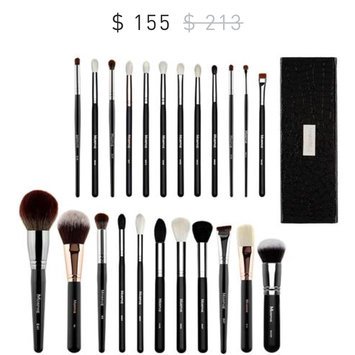 Photo of Morphe x Jaclyn Hill Favorite Brush Collection uploaded by Kristie M.