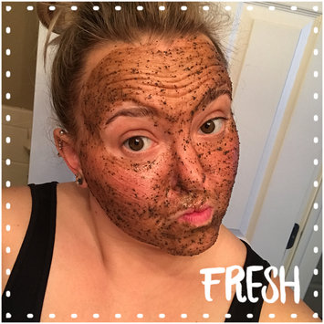 Photo of LUSH Cup O' Coffee Face and Body Mask uploaded by Ashley B.