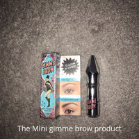 Benefit Cosmetics Gimme Brow Volumizing Eyebrow Gel uploaded by Courtney M.