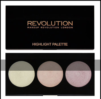 Makeup Revolution Redemption Eyeshadow Palette Iconic 3 uploaded by Mariem L.
