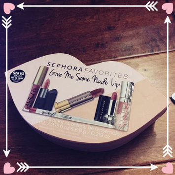 Photo of Sephora Favorites Give Me Some Nude Lip™ uploaded by Nina W.