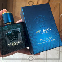Versace Eros Eau de Toilette uploaded by غيوم g.