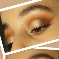 Makeup Revolution I Heart Chocolate Golden Bar Eyeshadow Palette uploaded by Douae K.