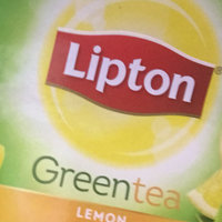 Lipton 100% Natural Pure Green Tea uploaded by Eng L.