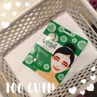 Yes To Cucumbers Calming Paper Mask uploaded by Chloe M.