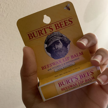 Photo of Burt's Bees Beeswax Lip Balm uploaded by Chaithu S.