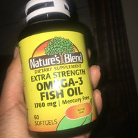 Omega-3 Fish Oil Extra Strength 1,760 mg 60 Sgels uploaded by Monique V.