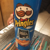 Pringles® Salt & Vinegar Potato Crisps uploaded by Eri H.