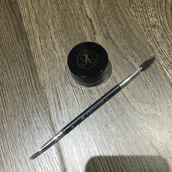 Photo of Anastasia Beverly Hills #14 Dual-Sided Brow & Eyeliner Brush uploaded by Carrie L.