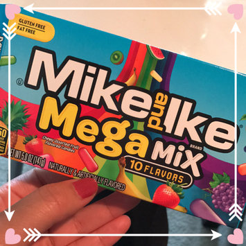 Photo of Just Born *New Flavor* Mike and Ike Megamix Theater Box (2 Pack) uploaded by Eliana B.