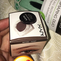NYX Cosmetics Eyebrow Kit Set With Stencil uploaded by Janiese P.