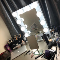 Impressions Vanity Co. Hollywood Iconic(TM) Vanity Mirror, Size One Size - White uploaded by Giselle G.