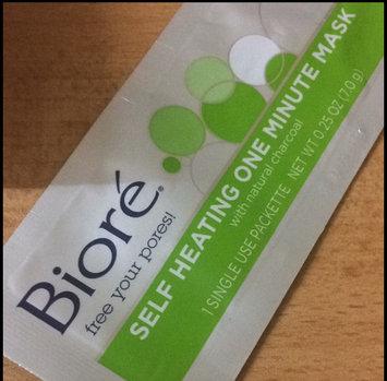 Photo of Biore® Self Heating One Minute Mask 0.25 oz. Box uploaded by Surya M.