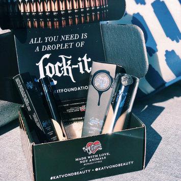 Photo of Kat Von D Lock-it Tattoo Foundation uploaded by Emy C.