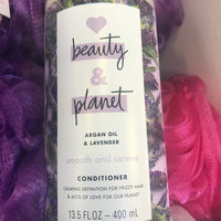 Love Beauty And Planet Smooth and Serene Argan Oil & Lavender Conditioner uploaded by Ruby G.