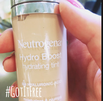 Photo of Neutrogena® Hydro Boost Hydrating Tint uploaded by Becca J.