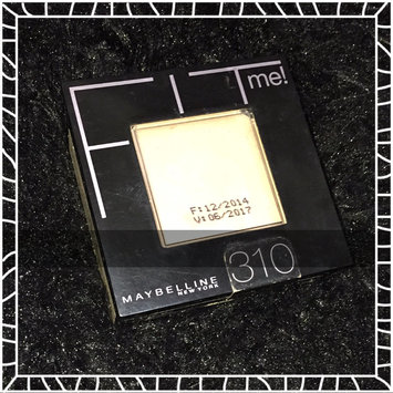 Maybelline Fit Me! Pressed Powder uploaded by Gabriela S.