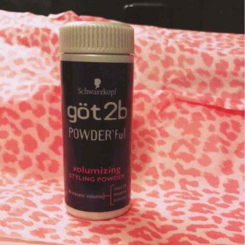 Photo of göt2b Powder'ful Volumizing Styling Powder uploaded by Ashlee F.