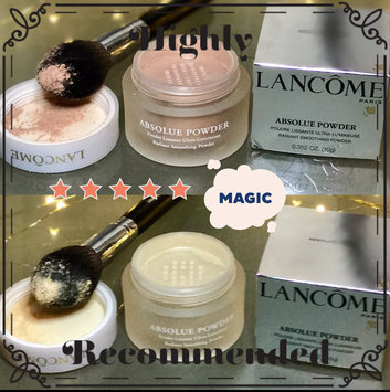 Photo of Lancôme Absolue Powder Radiant Smoothing Powder uploaded by Carla H.