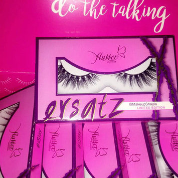Photo of Unicorn Cosmetics 3D Silk Lashes Unicorn Flutter uploaded by Evelyn❤️ Y.