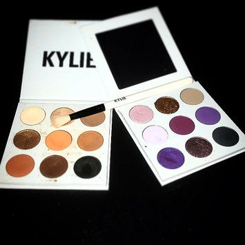 Photo of Kylie Cosmetics The Bronze Palette Kyshadow uploaded by Anissa R.