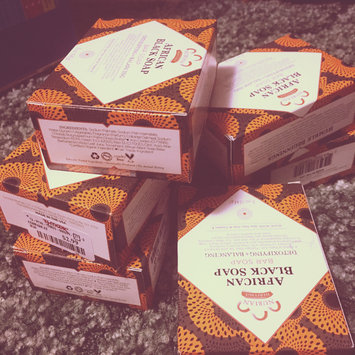 Photo of Nubian Heritage African Black Soap uploaded by Andjoua R.