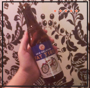 Photo of New Belgium Fat Tire Amber Ale uploaded by Amy K.