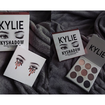 Photo of Kylie Cosmetics The Bronze Palette Kyshadow uploaded by 🔪.Cassie.👄 B.